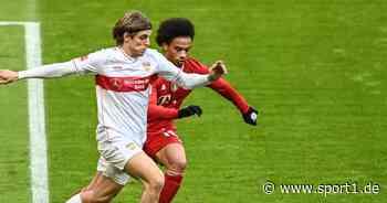 Borna Sosa von Stuttgart darf nicht zum DFB-Team: Das sagt Pellegrino Matarazzo - SPORT1