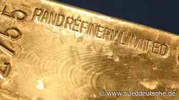 Börse: Große Nachfrage treibt Goldbestand auf Rekordhoch - Süddeutsche Zeitung