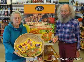 """""""Aktion Schutzengel"""": Weltladen Betzdorf ruft zum Kauf von Mangoprodukten auf - AK-Kurier - Internetzeitung für den Kreis Altenkirchen"""