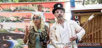 El Bergidum convierte los patios de los colegios de Ponferrada en escenarios de la mano de Fabularia Teatro - el bierzo noticias
