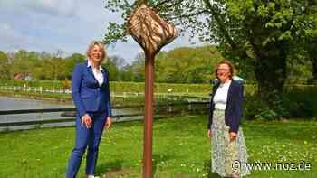 Skulpturenwettbewerb: Kunst trifft Natur bei Schloss Benkhausen - noz.de - Neue Osnabrücker Zeitung