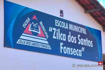 Escola Municipal de Lagoa Formosa suspende duas turmas após caso de Covid-19 - Patos Já
