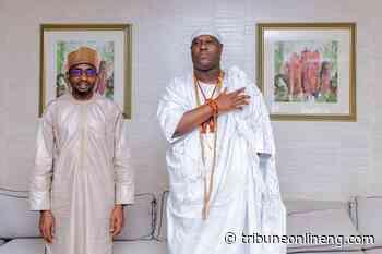 Ooni of Ife hails NITDA, expresses satisfaction of digital economy journey - NIGERIAN TRIBUNE