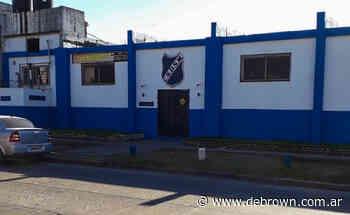 Robaron el club San Martín de Burzaco - Noticias De Brown