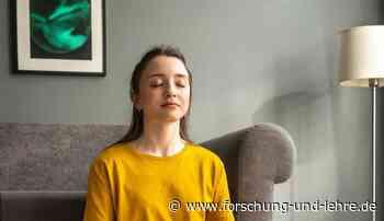 Psychologie: Negative Effekte von Mindfulness-Übungen - Forschung & Lehre