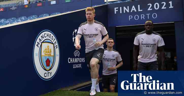 De Bruyne admits Manchester City will be seen almost as failures if they lose
