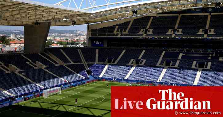 Champions League final and play-offs news: weekend countdown – as it happened