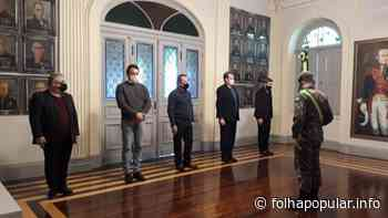 Prefeito é nomeado presidente da Junta de Serviço Militar de Garibaldi - Folha Popular