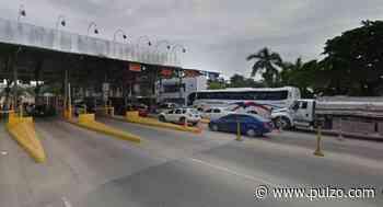 Es falso que peaje de Turbaco (Bolívar) haya sido incendiado por manifestantes en el paro - Pulzo.com