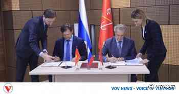 HCM City, Saint Petersburg strengthen bilateral relations - VOV