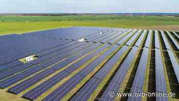Seeon-Seebruck: CSU will mehr Photovoltaik - Oberbayerisches Volksblatt