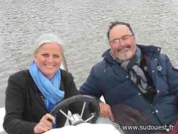Le Teich : la députée en visite à l'Écoplaisance du Delta - Sud Ouest
