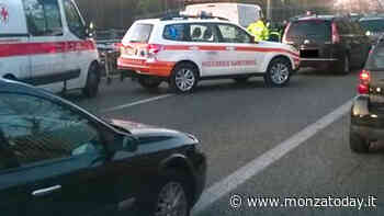 Incidente sulla Milano-Meda, atterra l'elisoccorso: grave motociclista - MonzaToday