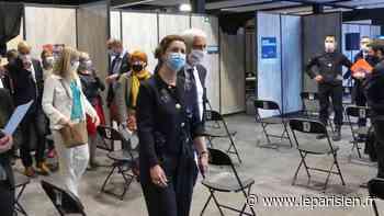 Le vaccinodrome du marché de Rungis prêt à ouvrir ses portes - Le Parisien