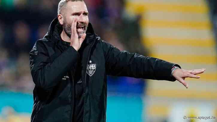 Neuer Trainer: Tim Walter soll aus dem HSV wieder einen Bundesligisten machen - DER SPIEGEL