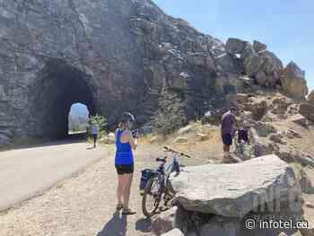 Trail work begins on KVR between Naramata and Kelowna | iNFOnews | Thompson-Okanagan's News Source - iNFOnews