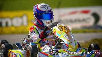 Rodrigo Seabra continua a dar cartas no karting europeu - Notícias ao Minuto