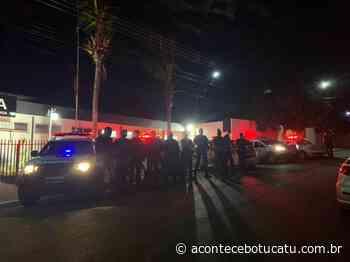 Polícia Civil esclarece homicídio e cumpre mandados de prisão em Itatinga   Jornal Acontece Botucatu - Acontece Botucatu