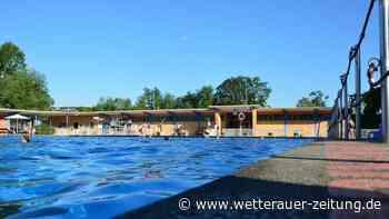 Zeitfenster und Vorverkauf: Freibad öffnet Dienstag - Wetterauer Zeitung
