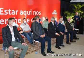 Aurora Alimentos assume quatro novas unidades em Tapejara e Ibiaçá (RS) - O Presente Rural