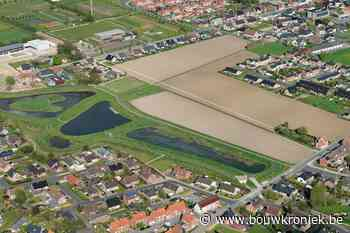 Extra waterbufferbekken beschermt woonproject in Pittem - Bouwkroniek