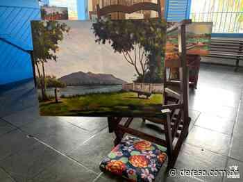 Exposição na Casa de Cultura – Casimiro de Abreu - Defesa - Agência de Notícias