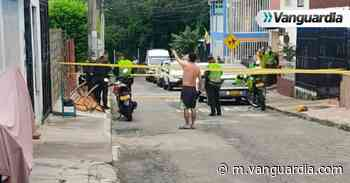 Dos personas resultaron heridas durante un intento de fleteo en Floridablanca - Vanguardia