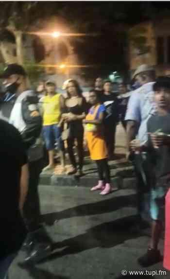 Polícia prende assassino de frenquentador da Lapa - Super Rádio Tupi