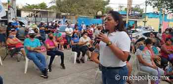 Colonos de Las Guacamayas cierran filas con Silvia Estrada - Meta Política