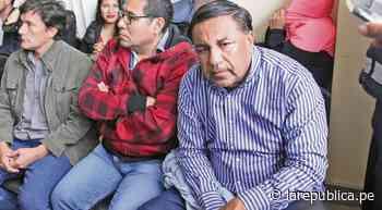 Willy Serrato desde el penal: Mi estado de salud se complica | lrnd - LaRepública.pe