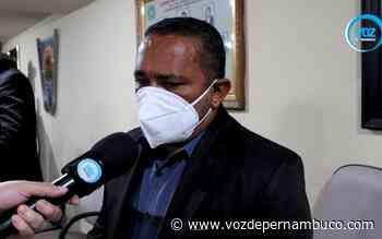 Carpina: Gaspar da Ambulância solicita construção de calçamento e saneamento no Loteamento Santana - Voz de Pernambuco