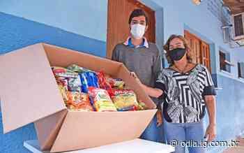 Paty Solidária: Secretaria de Saúde entrega alimentos arrecadados - Jornal O Dia
