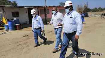 Lambayeque: proyectan electrificación de seis caseríos en Pacora - LaRepública.pe