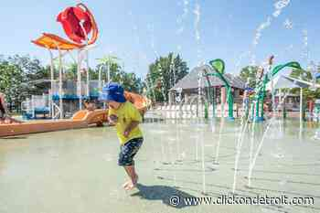 Rolling Hills Water Park, Blue Heron Bay Spray Park announce 2021 opening dates - WDIV ClickOnDetroit