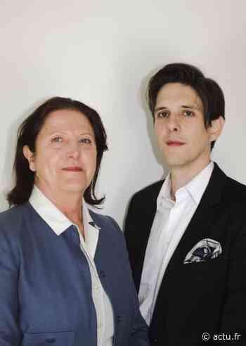 Départementales à Chaumont-en-Vexin. Florence Italiani et Sébastien Turin, candidats du Rassemblement national - actu.fr