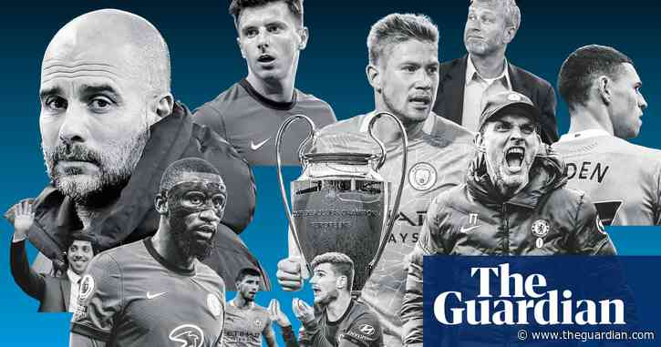 This all-English Champions League final is actually an all-Pep affair   Barney Ronay