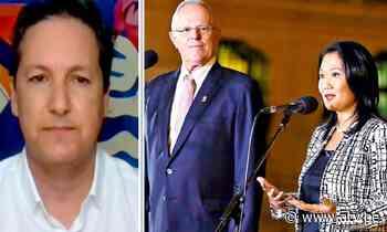 Salaverry asegura que si Keiko Fujimori no gana las elecciones haría lo que le hizo a PPK - ATV.pe