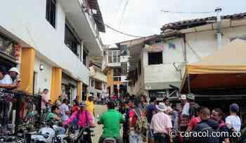 Gobernación y Caldas Gold construirán nuevas viviendas en Marmato - Caracol Radio