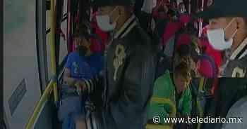 Tecámac: Disparan al interior de camión de pasajeros rumbo a Zumpango - Telediario CDMX