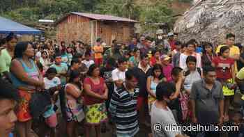 898 indígenas huyeron tras el asesinato de líder social en Bahía Solano - Diario del Huila