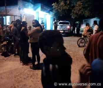 Hombre habría sido quemado vivo para robarle su moto en Talaigua Nuevo - El Universal - Colombia