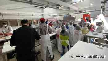 """Mende : des rencontres entre des jeunes et la filière viande avec """"Made in viande"""" - Midi Libre"""