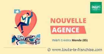 La franchise In&Fi Crédits ouvre une nouvelle agence à Mende - Toute-la-Franchise.com