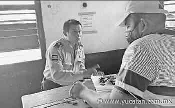 Queja en Izamal: detención ilegal, robo y tortura - El Diario de Yucatán