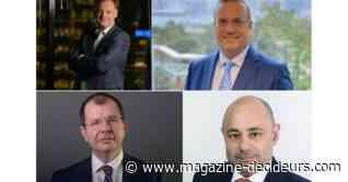 Euler Hermes annonce des changements importants au sein de ses équipes dirigeantes - Magazine Décideurs