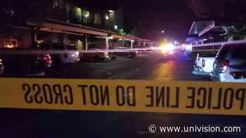 Investigan tiroteo donde muere joven de 19 años en Fresno - Univision