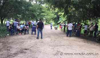 Ecopetrol y Mansarovar se reúnen con trabajadores en Puerto Boyacá - W Radio