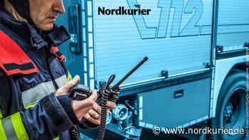 Bei Pasewalk: Brand in mehreren Garagen – Nagelbretter an Zufahrt ausgelegt | Nordkurier.de - Nordkurier