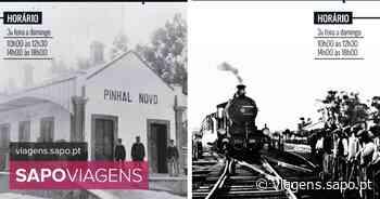 Palmela inaugura novo museu. A Estação é dedicado à comunidade ferroviária local - SAPO Viagens