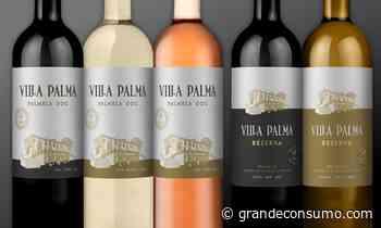 Adega de Palmela lança novos rótulos do vinho Villa Palma - Grande Consumo